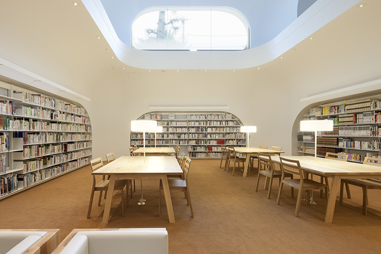 図書館 武蔵野 市立